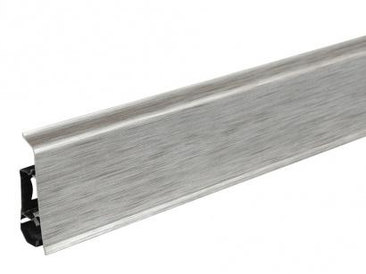 Podlahová lišta pro vedení kabelů LM70 Arbiton INDO 17 Aluminium