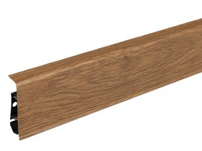 Podlahová lišta pro vedení kabelů LM70 Arbiton INDO 12 Dub tmavý