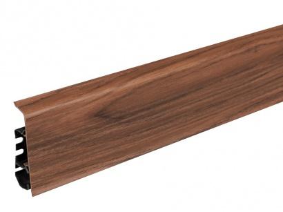 Podlahová lišta pro vedení kabelů LM70 Arbiton INDO 13 Ořech Rubra