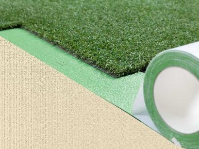 Lepící páska na umělé trávníky 12 cm x 10 m