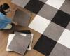 Vyměňte koberec za kobercové čtverce! Rychlá pokládka a vysoká odolnost